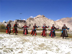Tribal Areas Of Ladakh